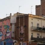 Street Art w Barcelonie