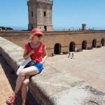 Hiszpańska twierdza czyli  El castillo de Montjuïc