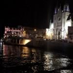 St. Julian's nocą