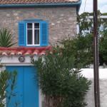 piękno kolorowej Grecji