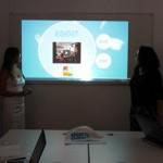 Udało nam się współpracować w świetnym towarzystwie i stworzyć profesjonalną prezentację