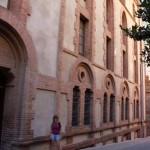zwiedzając Barcelonę